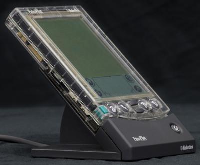 Mobile computing: Palm Pilot