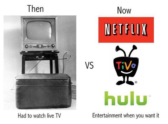 Why Has Television Made Such An Impact On Our Lives? Will It Change?