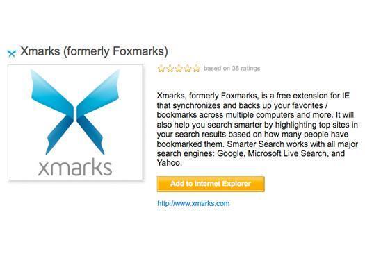 No. 1: Xmarks
