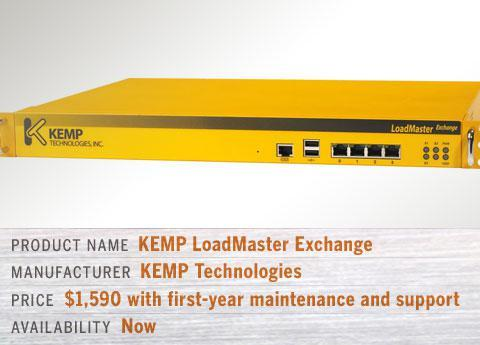 KEMP LoadMaster Exchange (LM-Exchange)