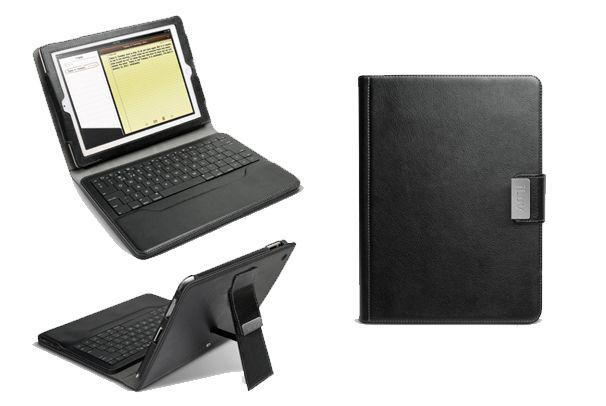 iLuv Case With Bluetooth Keyboard