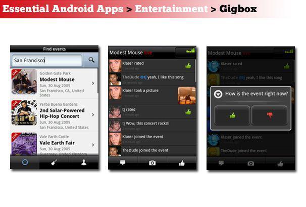 Gigbox (Free)