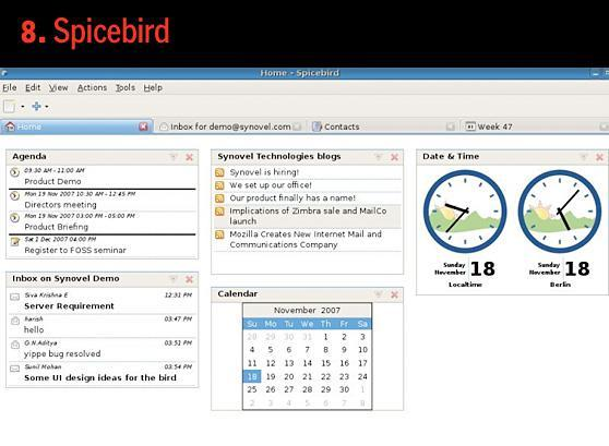 Spicebird