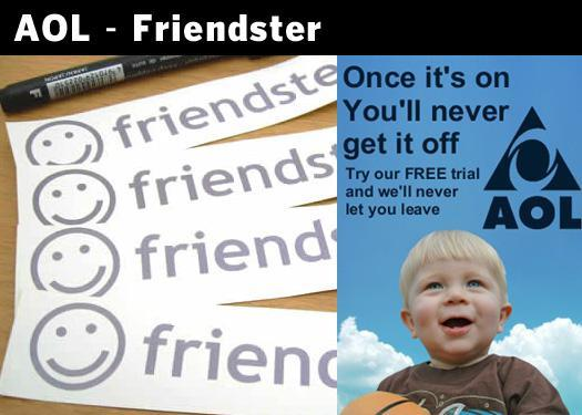 AOL-Friendster
