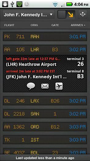 FlightBoard