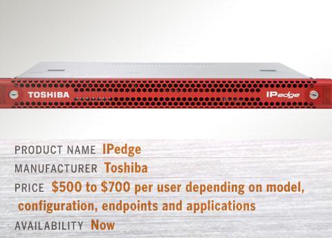 Toshiba's IPedge
