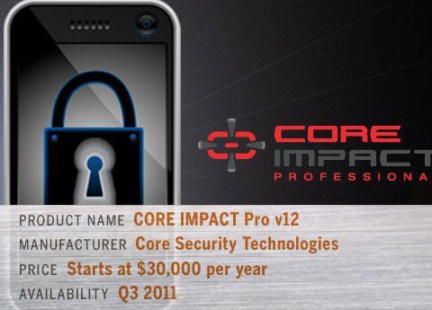 CORE IMPACT Pro v12
