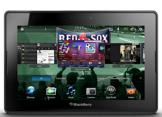 BlackBerry PlayBook Apps: 5 Worthy Downloads   Network World