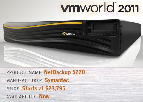 Symantec's NetBackup 5220