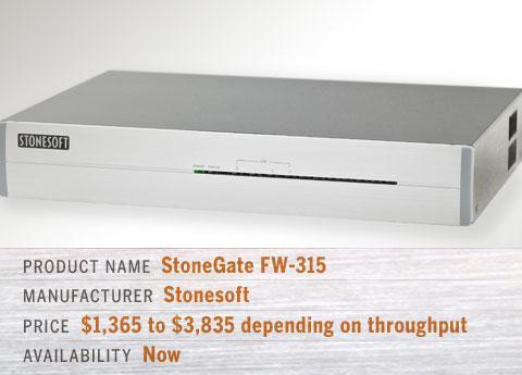 StoneGate FW-315