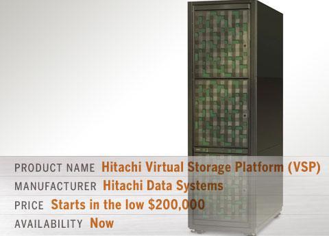 Hitachi Virtual Storage Platform
