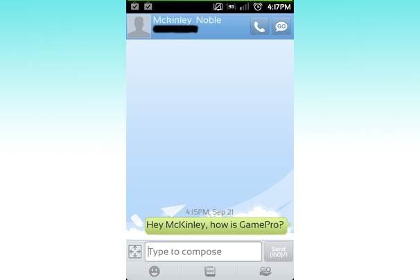 GO SMS Pro (Messaging)