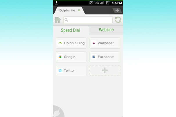 Dolphin Browser HD (Browser)