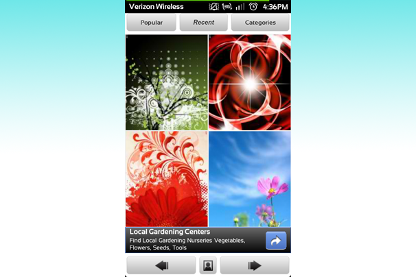Backgrounds HD Wallpapers (Utilities)