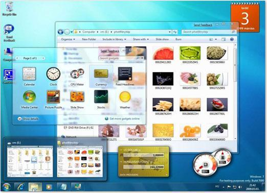 Windows 7 -- 2009