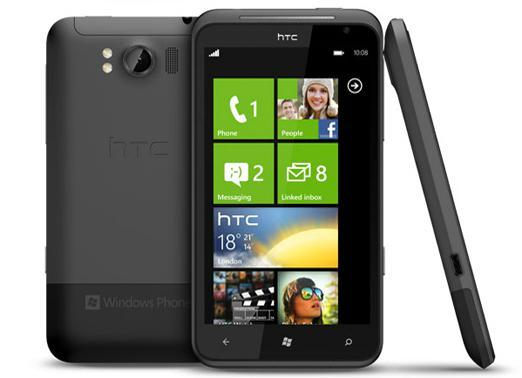 HTC Titan (Windows Phone 7.5 [WP7.5])
