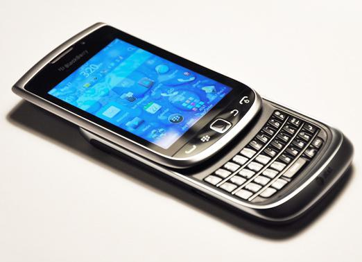BlackBerry Torch 9810 4G (BlackBerry 7 OS)