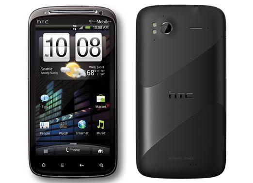 HTC Sensation 4G (Android 2.3 [Gingerbread])
