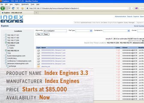 Index Engines 3.3