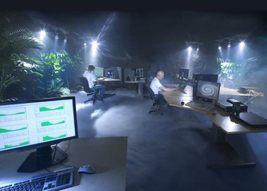 Pionen Data Center, Sweden