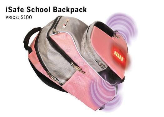 iSafe School Backpack: