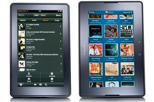 Kindle Fire: Origins