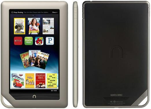 Barnes & Noble NOOK Tablet