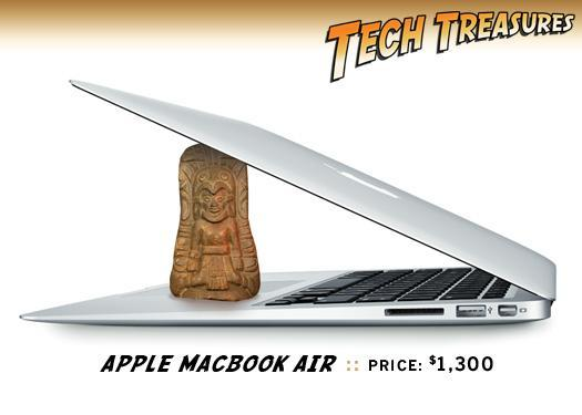 Apple MacBook Air, $1,300