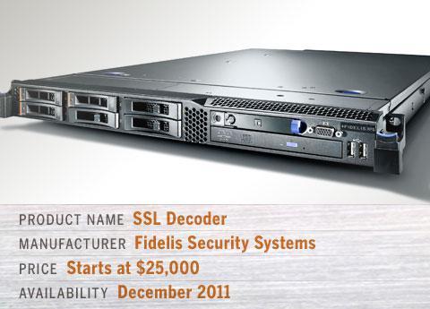 Fidelis' SSL Decoder