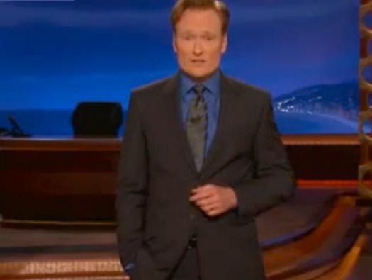 Conan helps Apple find its lost iPhone 5