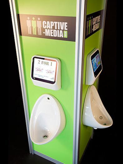 urine-controlled game