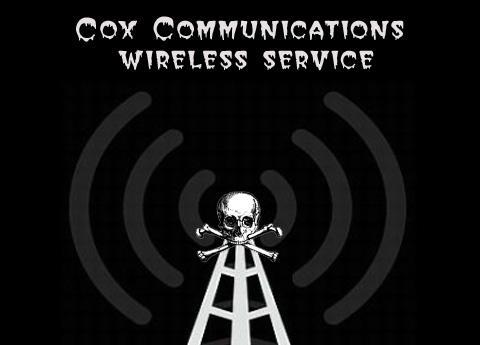 Cox Communications wireless service