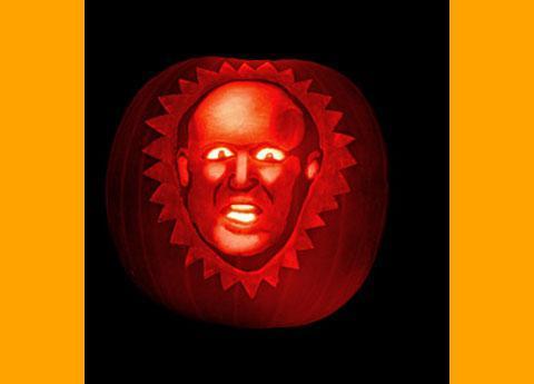Steve Ballmer O'Lantern