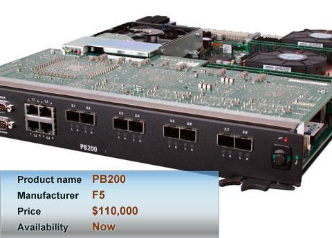 F5's PB200