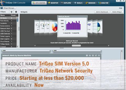 TriGeo SIM Version 5.0