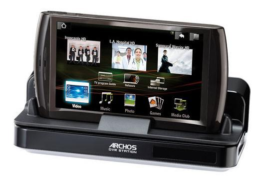 Archos 5 32 GB Internet Tablet with Android