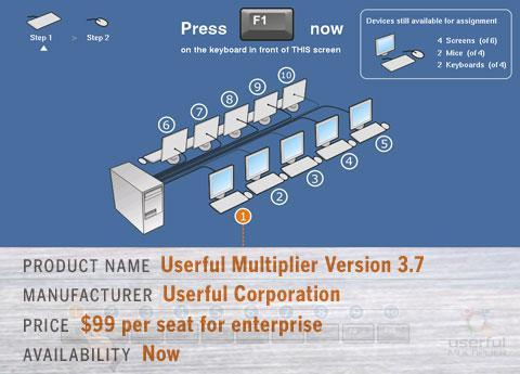 Userful Multiplier Version 3.7