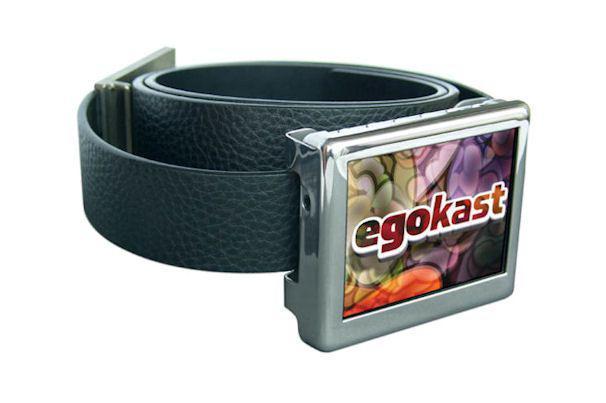 LCD Belt Buckle