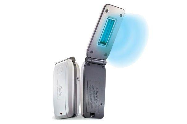 Disinfection Scanner