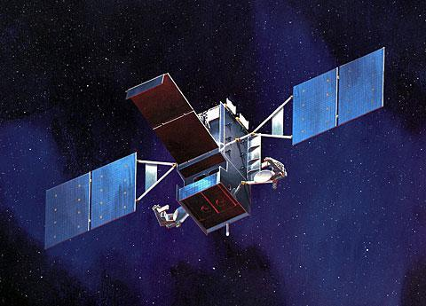 Space Based Infrared System