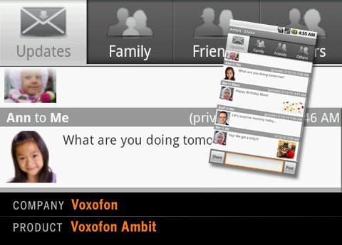 Voxofon Ambit