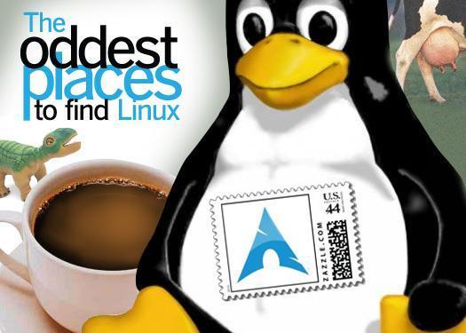 Linux fanfare