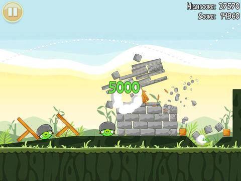 Angry Birds HD