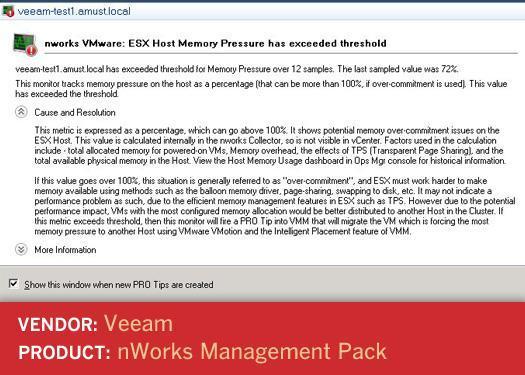nWorks Management Pack 5.5