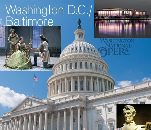 Washington D.C/Baltimore