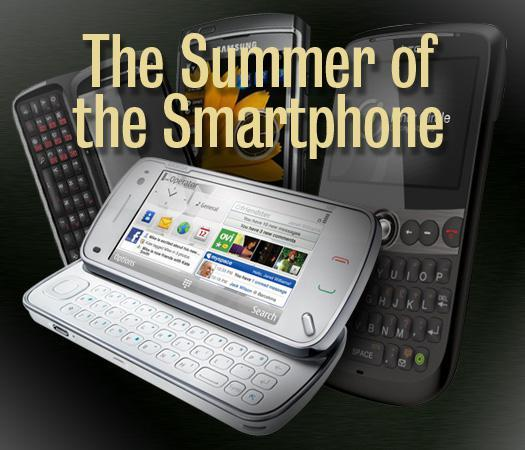 2009: The Summer of the Smartphone