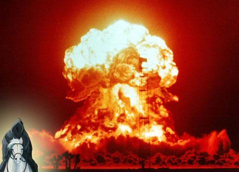 What to do if a nuclear disaster is imminent
