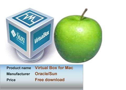 Virtual Box for Mac