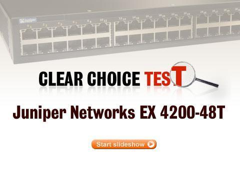 Juniper Networks EX 4200-48T