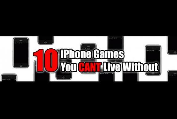 Best iPhone/iPod touch Games ? Ever